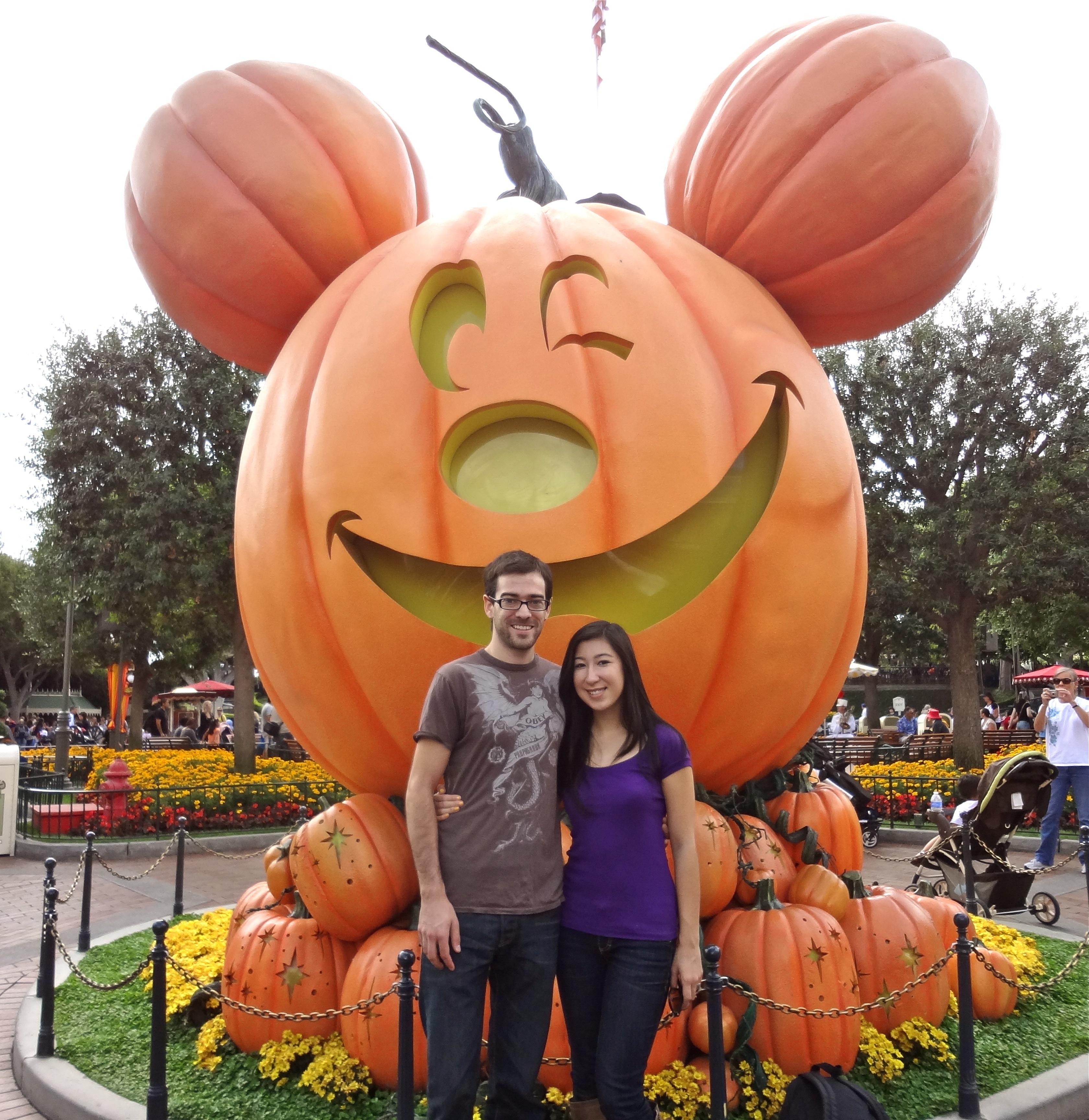 Great Pumpkin Back