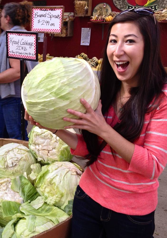 Giant Cabbage