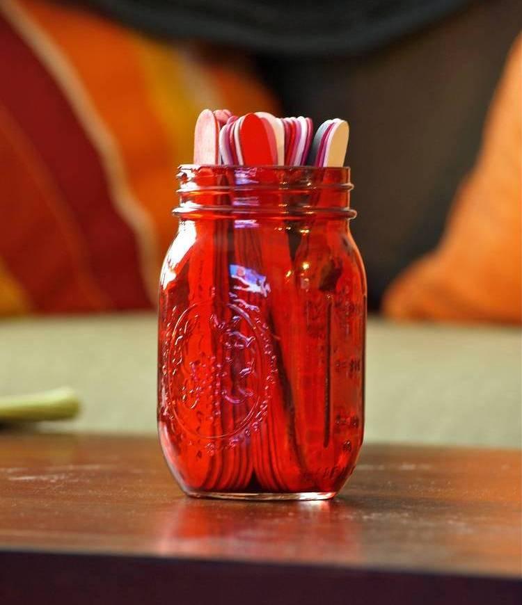 DIY Date Night Mason Jar
