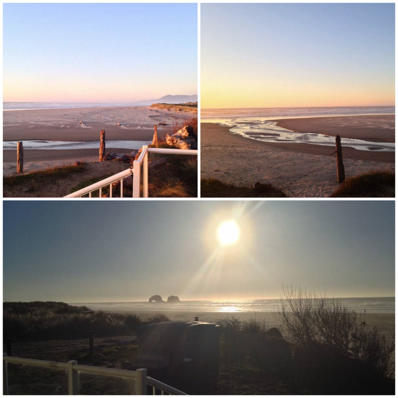 Views of Sunset