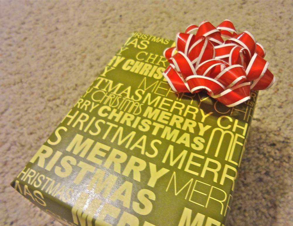 Ideas for Christmas Wrapping