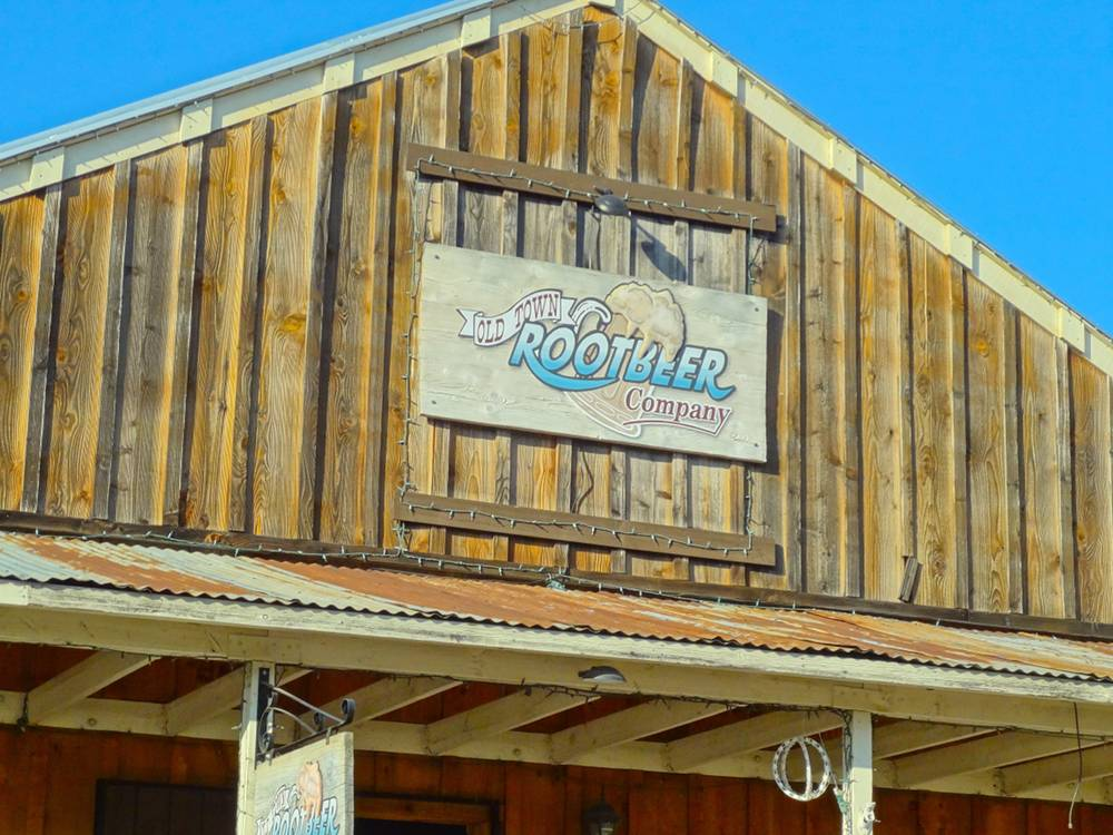 The Old Town Rootbeer Company in Temecula