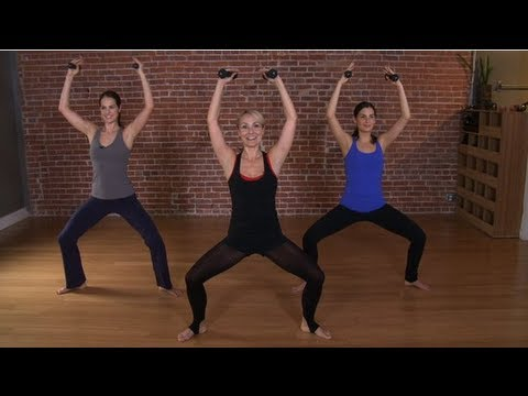 Barre3 Arms and Leg Workout